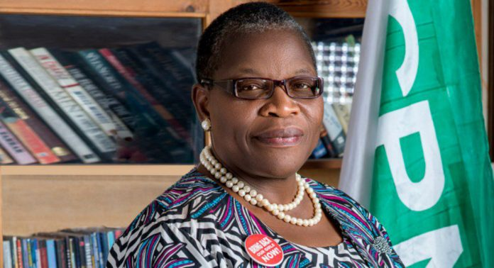 Bring Back our Girls activist Oby Ezekwesili withdraws from Nigeria's presidential race