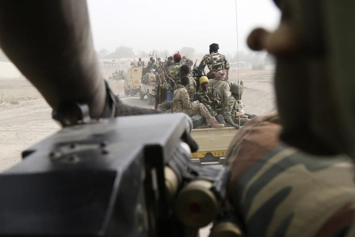 Panic as soldiers repel Boko Haram attack On University Of Maiduguri