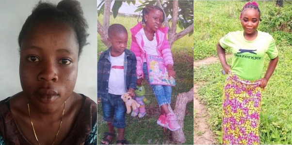 Image result for Two children who were kidnapped by their househelp in Lagos rescued, reportedly found in Benin republic.