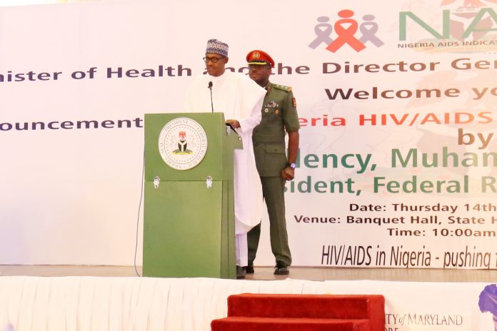 1.9m people living with HIV/AIDS in Nigeria, survey says