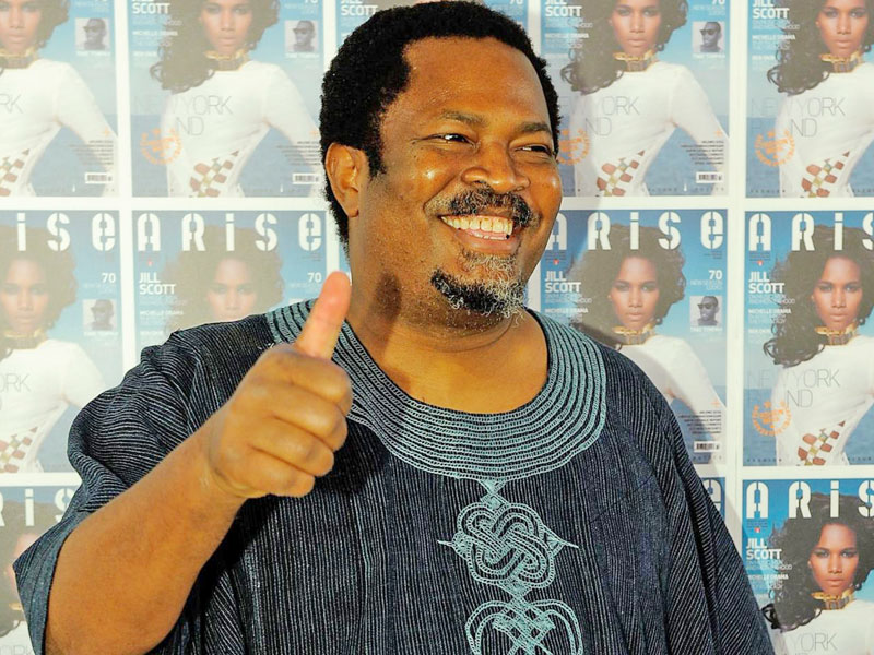 [Opinion] Nduka Obaigbena at 60 - Reuben Abati