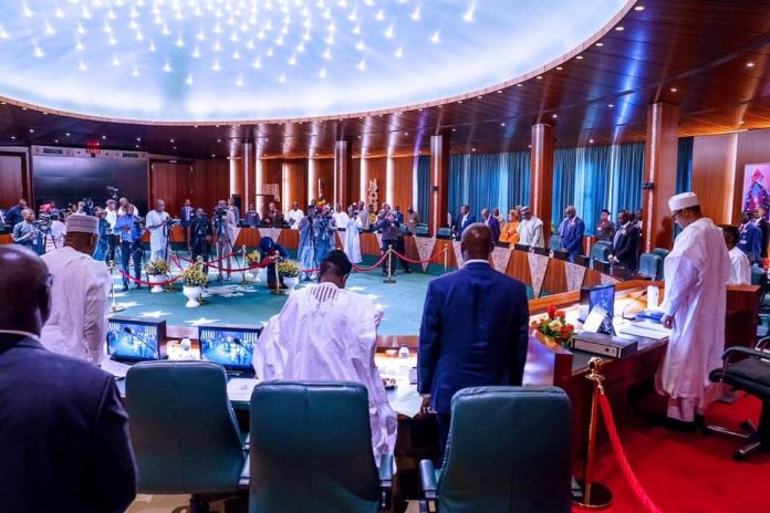 Image result for FG suspends FEC meeting, shuts all land borders