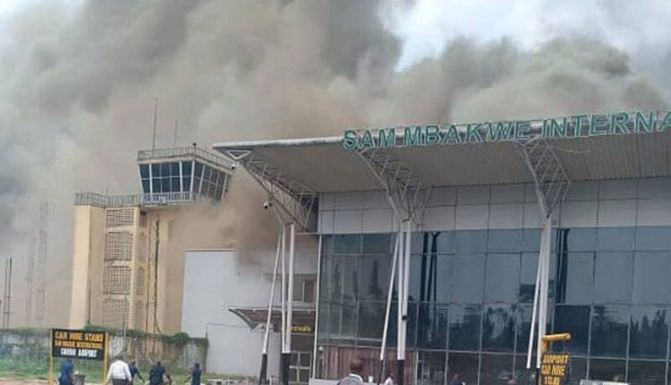 FAAN Confirms Fire At Owerri Airport - thewillnigeria