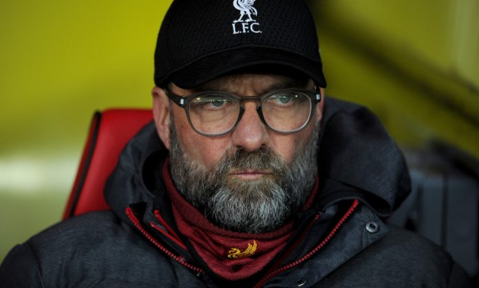 Liverpool's Jurgen Klopp expects intense Premier League restart