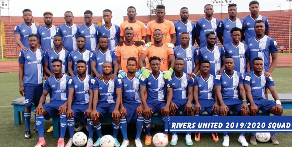 Rivers United To Appeal FIFA Ban | THEWILL