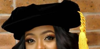 Nigerian Comedienne, Helen Paul Studying To Become A Professor In America