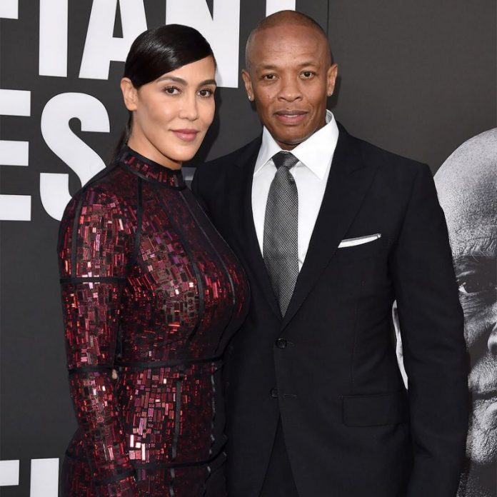 Dr. Dre's Estranged Wife Breaks Down $2M/Month, Claims Domestic Abuse