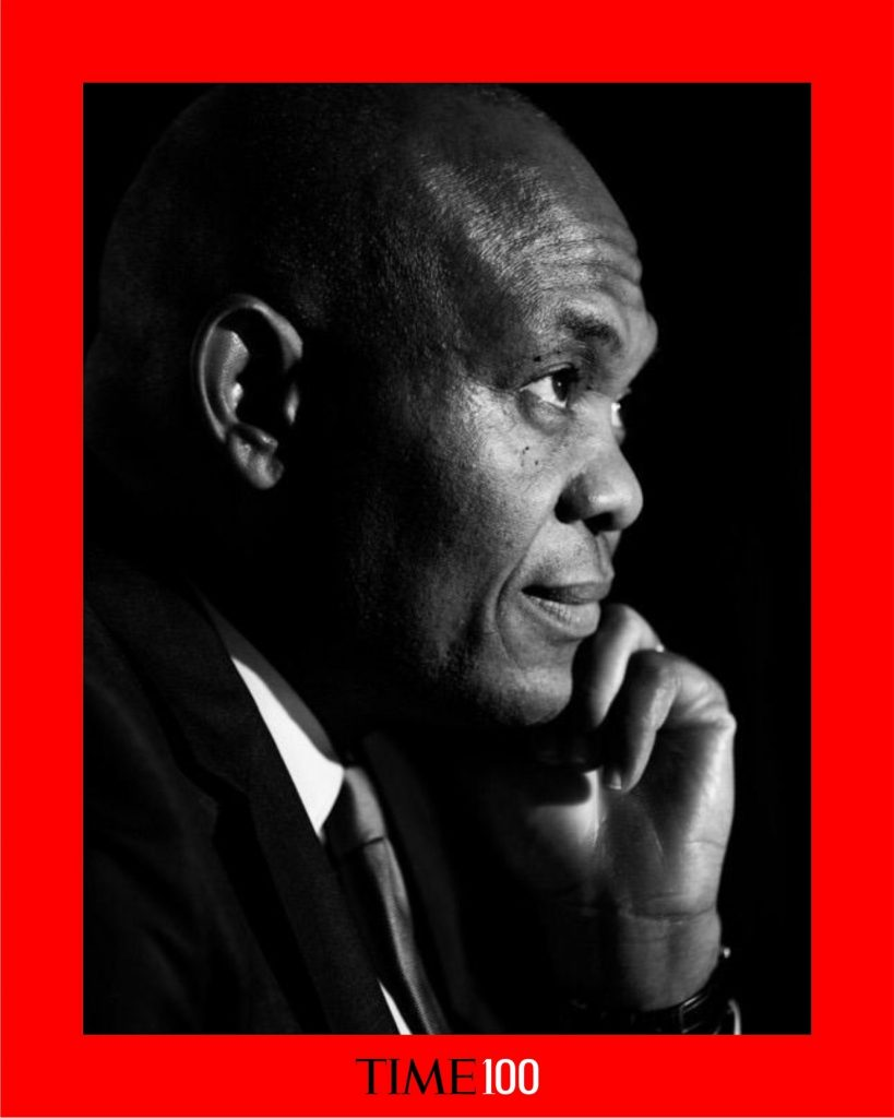 """Tony Elumelu Named In """"TIME 100"""" List Of 100 Most Influential People In The World 2020"""