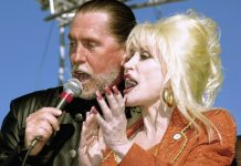 Dolly Parton and Brother Randy