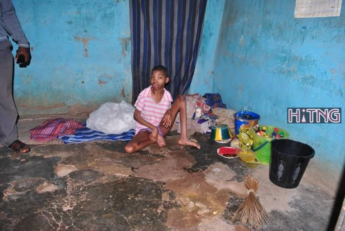 Police Rescue Girl Locked By Father For Five Years