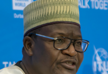 NCC's Executive Vice Chairman, Prof Umar Garba Danbatta