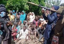Abducted kagara Students and Teachers