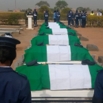Victims of Air Force Plane Crash Buried In Abuja