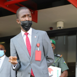 Chairman of the Economic and Financial Crimes Commission (EFCC), Abdulrasheed Bawa