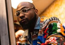 'Another Baby Mama Loading,' Twitter Agog As Photos Of Davido Kissing American Model Surface