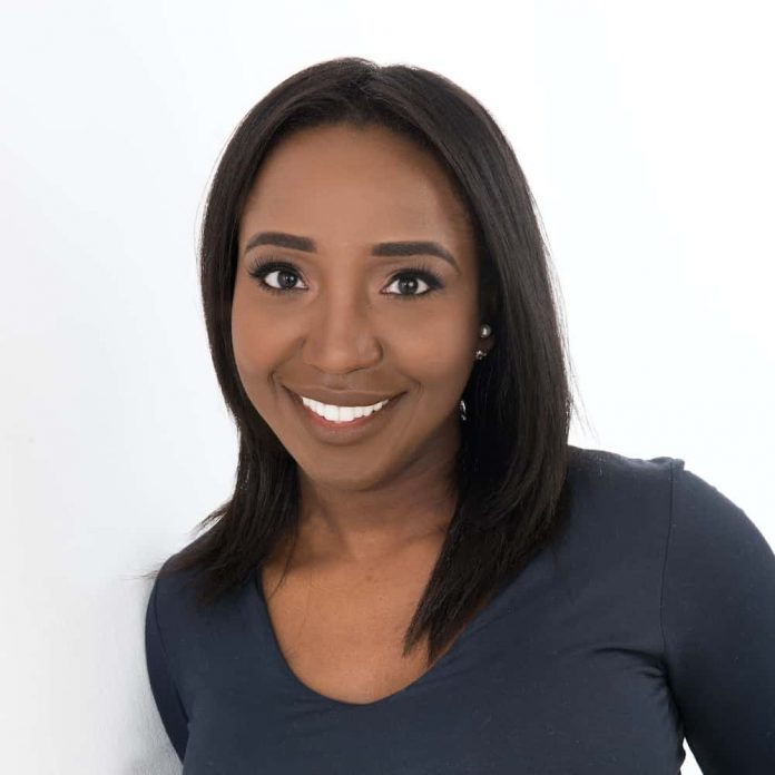 Co-founder of FirstCheck Africa, Eloho Omame