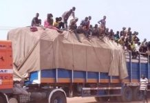 Niger turns back Kano bound truck