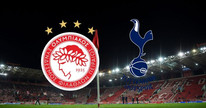 Spurs Vs Olympiacos