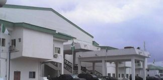 The Imo State House of Assembly building