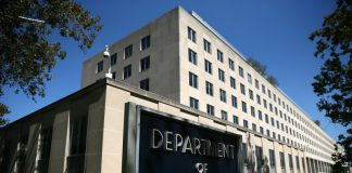The U.S. State Department.