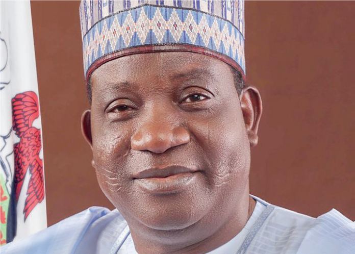 Governor of Plateau State.