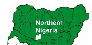 North and South Nigeria