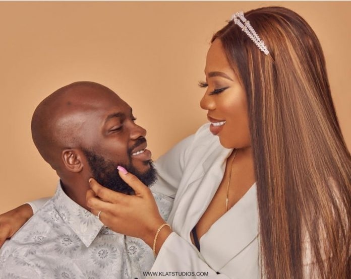 She Attacked Me Like A Man, Says Husband Of Video Vixen Bolanle