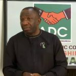 Chief Ralph Okey Nwosu is the National Chairman of the African Democratic Congress, ADC