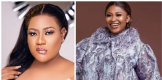 Nollywood's Nkechi Blessing And Mary Njoku