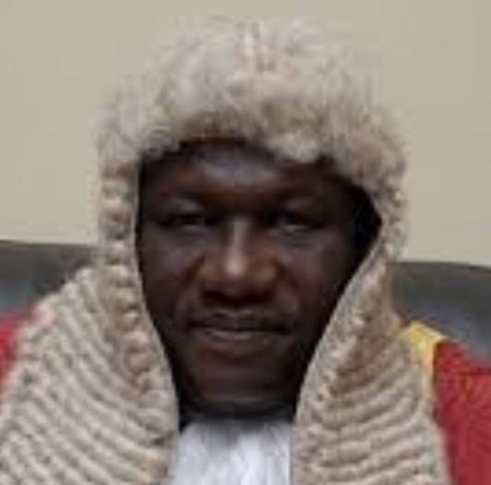 The Chief Judge of the High Court of the Federal Capital Territory (FCT), Justice Salisu Garba