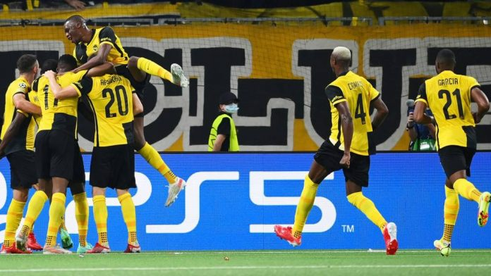 Young Boys UCL