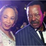 Sunny Ade' and his wife