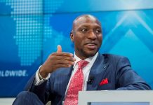 """The Group Managing Director/Chief Executive Officer of Nigerian Exchange Group (""""NGX Group"""") Plc, Mr. Oscar N. Onyema"""