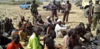 Over 5,890 Terrorists, Families Surrender To Troops