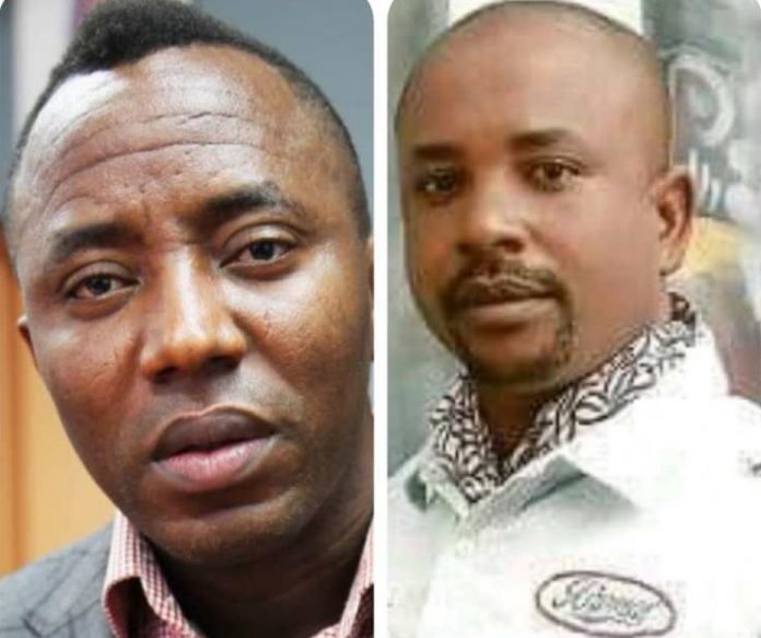 Sowore with Brother