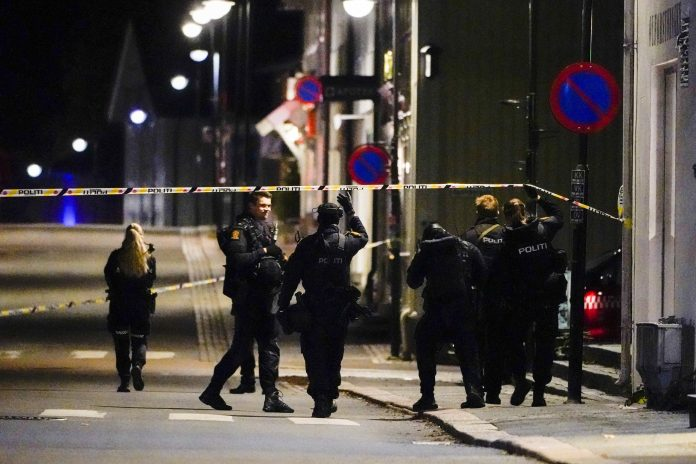 Bow-And-Arrow Attacker Kills 5 In Norway