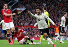 Liverpool annihilated Manchester United 5-0