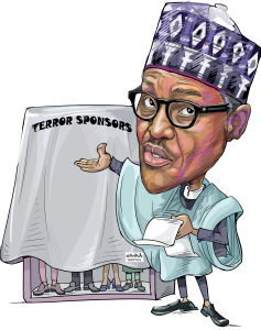 Anxiety As FG Takes Terrorism Financiers to Court